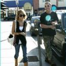 Steve-O and Nicole Richie