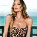Candice Swanepoel in Bikini – Social Media Pics - 454 x 535