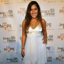 Q'Orianka Kilcher - Raise Hope For Congo Event At Janes House On June 28, 2009 In Los Angeles, California