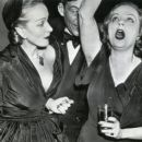 Tallulah Bankhead and Marlene Dietrich