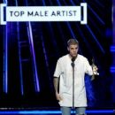 Justin Bieber accepts the Top Male Artist award onstage during the 2016 Billboard Music Awards at T-Mobile Arena on May 22, 2016 in Las Vegas, Nevada