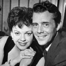 Dirk Bogarde and Judy Garland