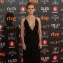 Aura Garrido- Goya Cinema Awards 2018 - Red Carpet - 399 x 600