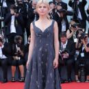 Clemence Poesy – 'First Man' Premiere and Opening Ceremony at 2018 Venice International Film Festival in Venice - 454 x 688