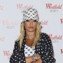 Rita Ora – Inauguration of commercial center Velizy 2 in Paris