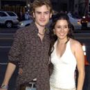 David Gallagher and Shannon Woodward