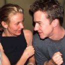 Cameron Diaz and Edward Norton