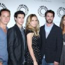 Drew Roy attended an evening with Falling Skies hosted by the Paley Center for Media on July 19, in Los Angeles, CA