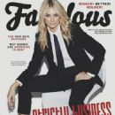 Tess Daly - Fabulous Magazine Cover [United Kingdom] (24 September 2017)