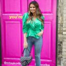 Jessica Jess Wright – MTV Cribs UK Photocall in London - 454 x 603