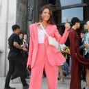 Helena Bordon – 2019 Paris Fashion Week – Elie Saab Haute Couture FW 19-20 - 454 x 681