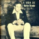 Marlon Brando - Cine-Fan Magazine Pictorial [Brazil] (August 1957) - 332 x 448