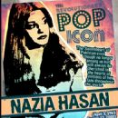 Late Singer Nazia Hassan pictures - 454 x 535