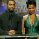 Nia Long and Larenz Tate