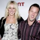 Kimberly Stewart and Scott Caan