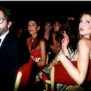 Carla Bruni and Eric Clapton
