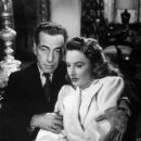 Humphrey Bogart and Barbara Stanwyck