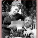 """Clive Revill and Dolores Gray in The Musical """"Sherry"""""""