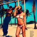 Lisa Seiffert - Cosmopolitan Magazine Pictorial [United Kingdom] (July 2013)
