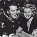 Rita Hayworth and Victor Mature