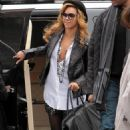 Beyoncé Knowles - Beyonce at a business meeting in New York City, January 2, 2011