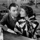 Katharine Hepburn and Charles Boyer