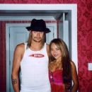 Suzanne Le and Kid Rock