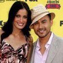 Dayanara Torres Delgado and Frankie J
