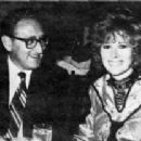Henry Kissinger and Jill St. John