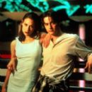 Jeremy London and Claire Forlani
