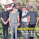 Babasónicos - Expresiones Magazine Cover [Ecuador] (27 June 2016)