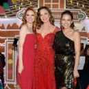 Sarah Drew – Lifetime Christmas Movies 2018 Event in Los Angeles - 454 x 508