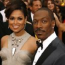 Eddie Murphy and Tracey E. Edmonds