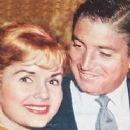Bob Neal and Debbie Reynolds