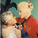 Jeff Chandler and Kim Novak