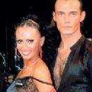 Karina Smirnoff and Slavik Kryklyvyy