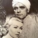Richard Burton and Lana Turner