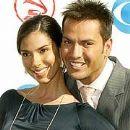 Roselyn Sanchez and Victor Manuelle