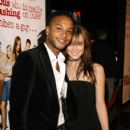 Emma Lahana and Brandon Mclaren