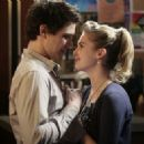 Matt Dallas and Kirsten Prout