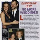 Evangeline Lilly and Murray Hone