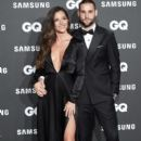 Mario Suarez and Malena Costa- GQ Men Of The Year Awards 2018 In Madrid