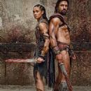 Crixus and Naevia - 454 x 605