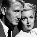 Lana Turner and Spencer Tracy