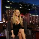 Mariah Carey  – Visits 'Jimmy Kimmel Live!' in Los Angeles