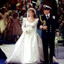 Prince Andrew Duke of York and Sarah Ferguson