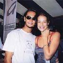 Rodrigo Santoro and Luana Piovani