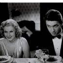 Jimmy Stewart and Jean Harlow