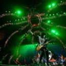 Kiss at the Pepsi Center 6/25/2014