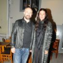 Bergüzar Korel & Halit Ergenç out and about (April 22, 2016)